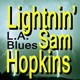 Sam Lightnin' Hopkins - L.a. blues (original artist original songs)