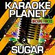A-Type Player - Sugar (karaoke version) (originally performed by maroon 5)