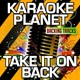 A-Type Player - Take it on back (karaoke version) (originally performed by chase bryant)