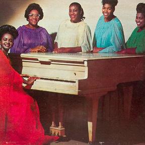 The Clara Ward Singers