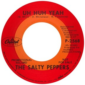 The Salty Peppers