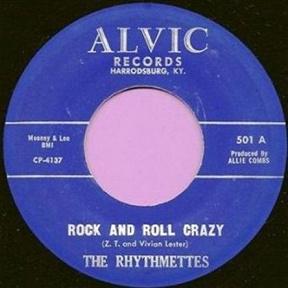 The Rhythmettes