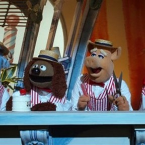The Muppet Barbershop Quartet