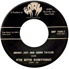 Big John Taylor