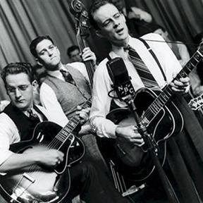 The les Paul Trio