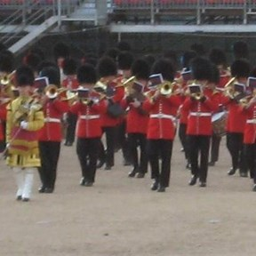 The Band of the Irish Guards