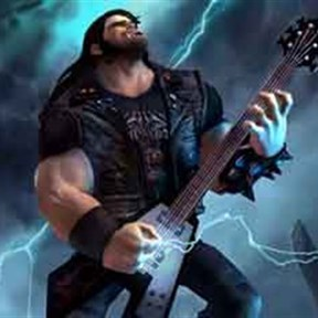 Heavy Metal Guitar Heroes