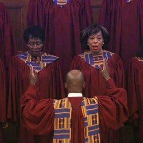 The Abyssinian Baptist Church Sanctuary Choir