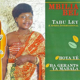 Mbilia Bel - Boya Ye-Ba Gerants Ya Mabala