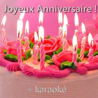 joyeux anniversaire chanson telecharger