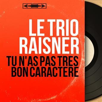 Trio Raisner Le Trio Raisner Grand Prix Du Disque