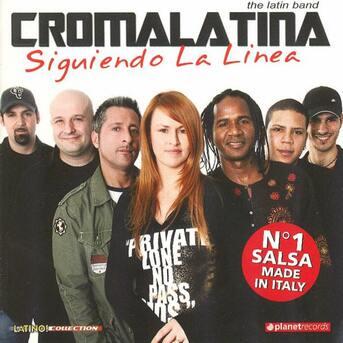 Croma Latina Siguiendo La Linea