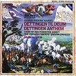 Handel: Dettingen Te Deum; Dettingen Anthem   Trevor Pinnock