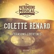 Chansons libertines : colette renard, vol. 1 | Colette Renard