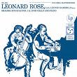 Brahms: Cello Sonata No. 1, Op. 38 & Cello Sonata No. 2, Op. 99 ((Remastered))   Léonard Rose
