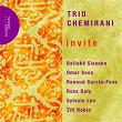Trio Chemirani invite | Trio Chemirani
