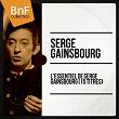 L'essentiel De Serge Gainsbourg (15 Titres) (Mono Version)   Serge Gainsbourg