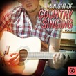 A Night of Country Singing, Vol. 2   Divers