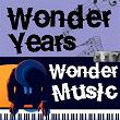 Wonder Years, Wonder Music, Vol. 117   Divers