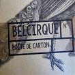 Boîte de carton | Belcirque