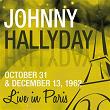 Live in Paris -Johnny Hallyday | Johnny Hallyday