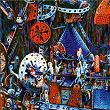 The Mecanocentric Worlds of Pierre Bastien | Pierre Bastien