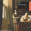 Bach : Oeuvres pour orgue | Gustav Leonhardt