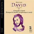 David: Christophe Colomb & Musique de chambre, symphonique et sacrée (Portraits, Vol. 4) | Flemish Radio Choir