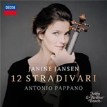 Janine Jansen / Antonio Pappano - 12 Stradivari