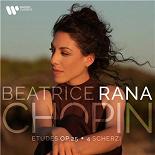 Beatrice Rana / Frédéric Chopin - Chopin: 12 Études, Op. 25 & 4 Scherzi