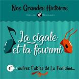 François Perrier / Jacques Fabbri / Pierre Bertin - La cigale et la fourmi