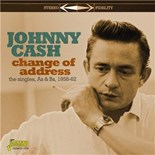 Johnny Cash - Change of address (singles as & bs 1958-62)