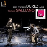 Jean François Durez, Richard Galliano, Thierry Thibault, Valentiana - Jean-franc¸ois durez meets richard galliano