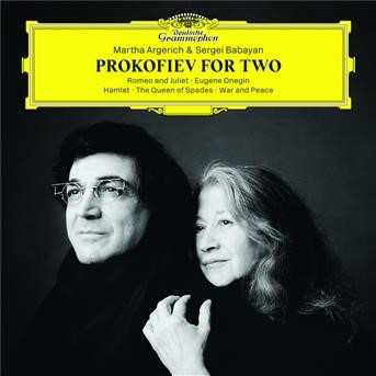 Prokofiev For Two |