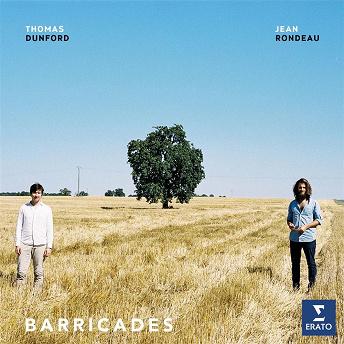 Barricades - Pièces de théorbe et de luth, Suite No. 7 en ré mineur: III. Sarabande | Jean Rondeau, Thomas Dunford