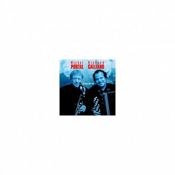Concerts | Richard Galliano & Michel Portal