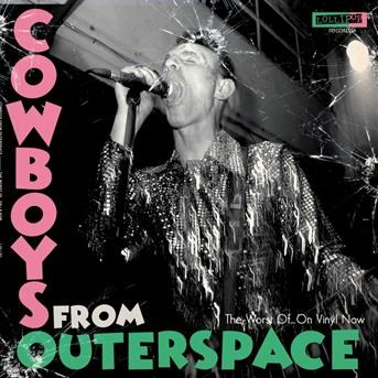 Dancin' Machine | Cowboys From Outerspace