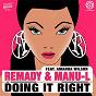 Album Doing it right (feat amanda wilson) de Remady