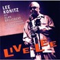 Album Live-lee de Alan Broadbent / Lee Konitz