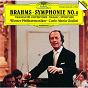 Album Brahms: Symphony No.4; Tragic Overture de Carlo-Maria Giulini / Wiener Philharmoniker / Johannes Brahms