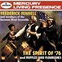 Album The spirit of '76/ruffles and flourishes de Frederick Fennell / Eastman Wind Ensemble