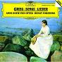 Album Grieg: Songs de Anne-Sofie von Otter / Bengt Forsberg / Edward Grieg