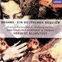 Album Brahms: ein deutsches requiem de San Francisco Symphony Chorus / Wolfgang Holzmair / San Francisco Symphony / Herbert Blomstedt / Elizabeth Norberg-Schulz