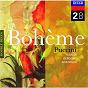 Album Puccini: la bohème (2 cds) de Coro Dell Accademia Nazionale Di Santa Cecilia / Orchestra Dell Accademia Nazionale Di Santa Cecilia / Renata Tebaldi / Tullio Serafin / Carlo Bergonzi