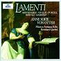Album Lamenti de Anne-Sofie von Otter / Reinhardt Goebel / Koln Musica Antiqua / Claudio Monteverdi / Antonio Vivaldi...