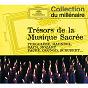 Album Trésors de la musique sacrée de Gunther Arndt / Carlo-Maria Giulini / Ettore Gracis / Eugène Jochum / Herbert von Karajan...