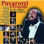 Album Pavarotti & friends for the children of liberia de Stevie Wonder / Luciano Pavarotti / Eros Ramazzotti / Spice Girls / Vanessa Williams...