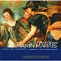 Album Marais: folies d'espagne - pièces inédites de Jonathan Dunford / Sylvia Abramowicz / Stéphane Fuget / Benjamin Perrot