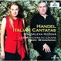 Album Handel: italian cantatas hwv 99, 145 & 170 de Magdalena Kozená / Mark Minkowski / Les Musiciens du Louvre-Grenoble