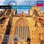 Compilation The world of english cathedrals avec Grayston Burgess / Henry Purcell / Franz Schubert / Antonio Lotti / Allegri...